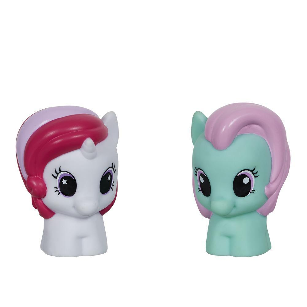 Playskool Friends My Little Pony Figure 2-Pack with Moon Dancer and Minty