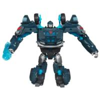 TRANSFORMERS PRIME CYBERVERSE COMMAND YOUR WORLD Commander Class Series 2 BATTLE TACTICS BULKHEAD Figure