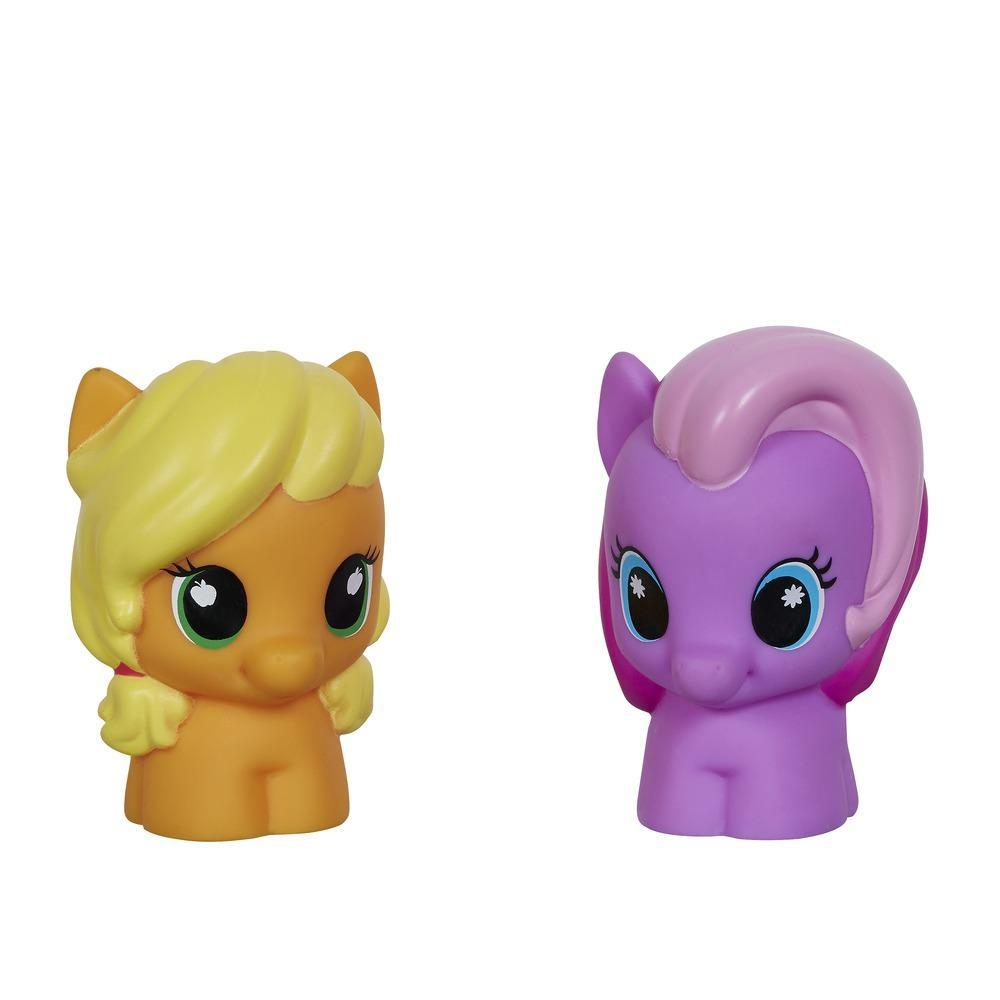 Playskool Friends My Little Pony Figure Two-Pack with Applejack and Daisy Dreams