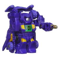 TRANSFORMERS BOT SHOTS Battle Game Series 2 Jump Shot SHOCKWAVE Vehicle