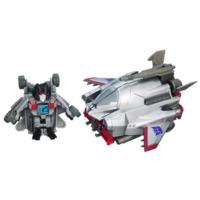 TRANSFORMERS BOT SHOTS Battle Game Series 1 STARSCREAM Launcher