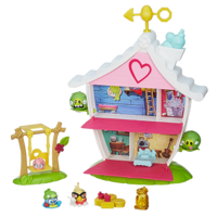 Angry Birds Stella Telepods Tree House Playset Game