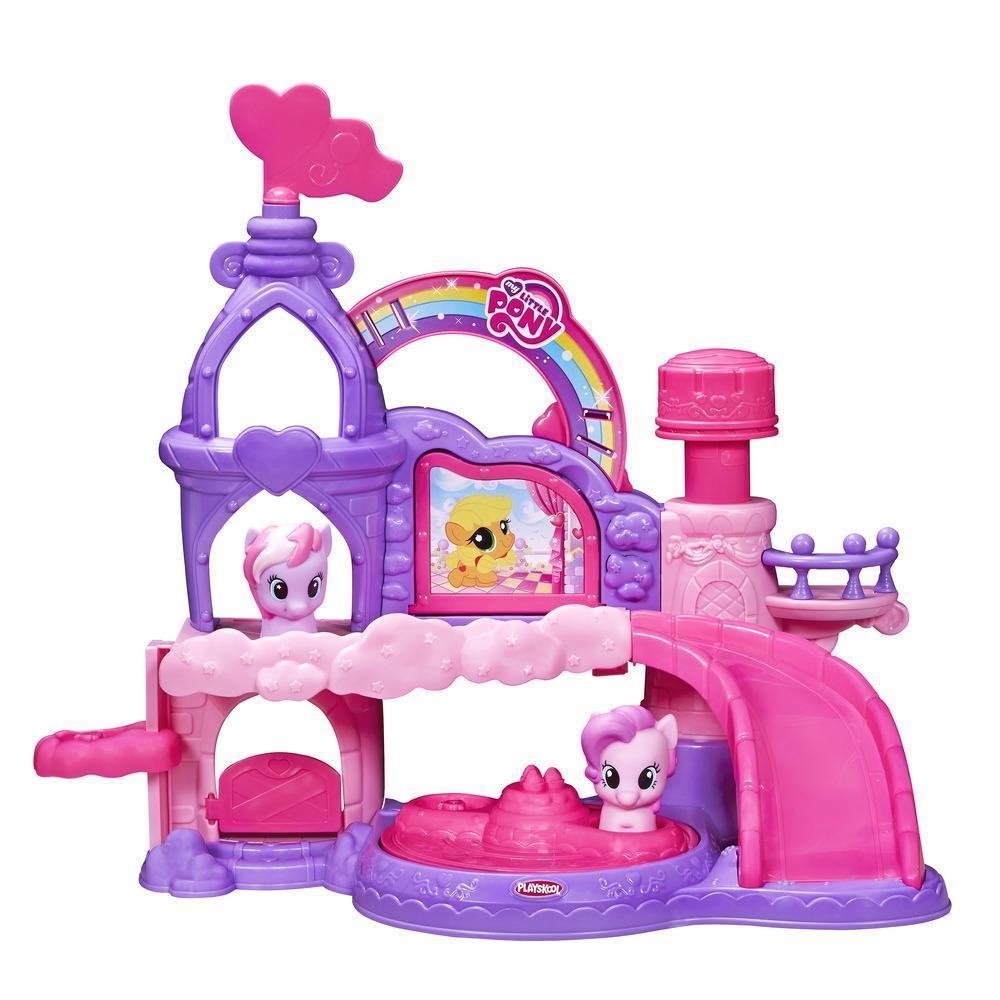 Playskool Friends Musical Celebration Castle Featuring My Little Pony