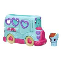 Playskool Friends My Little Pony Rainbow Dash Friendship Bus