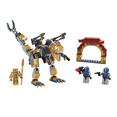 KRE-O Transformers Age of Extinction Grimlock Street Attack Set