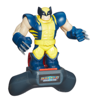 Marvel Battle Masters Wolverine Figure