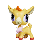 Littlest Pet Shop Get the Pets Single Pack Baa Baa Lou