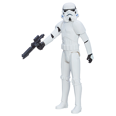 Star Wars Storm Trooper Figure
