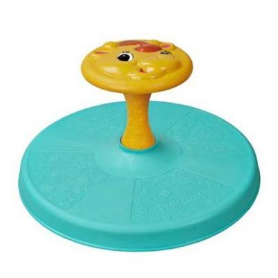Playskool Giraffalaff Sit 'n Spin Toy