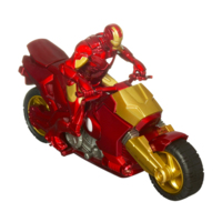Iron Man 2 Iron Racers Armor Cycle