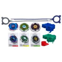 BEYBLADE METAL FURY PERFORMANCE TOP SYSTEM Legendary Bladers Set
