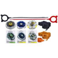 BEYBLADE METAL FURY PERFORMANCE TOP SYSTEM Legendary Bladers Descendants Set