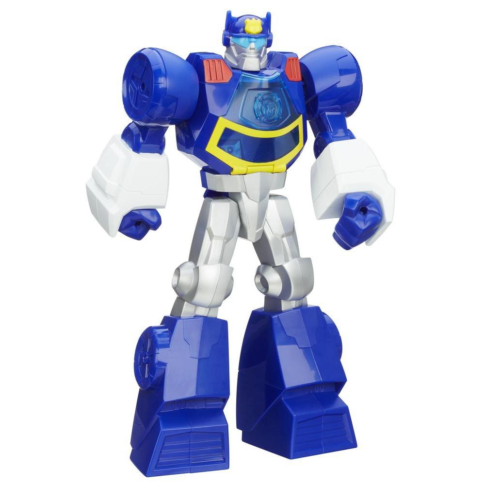 Amazon.com: Transformers Rescue Bots Playskool Heroes Chase The ...