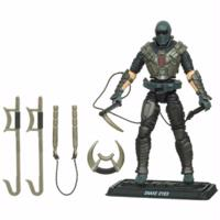 G.I. JOE SNAKE EYES Ninja Commando