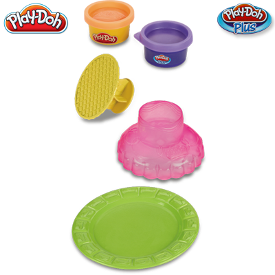 Play-Doh Flower Froster Tool