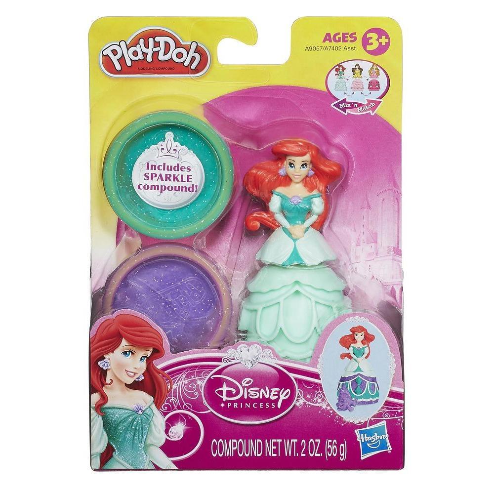 Play-Doh Mix 'n Match Figure Featuring Disney Princess Ariel