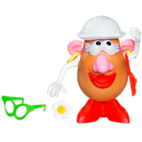 MR. POTATO HEAD Toy Story 3 – Classic MRS. POTATO HEAD