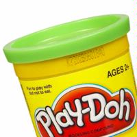 PLAY-DOH Compound (Bright Green)