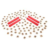 SCRABBLE Game Tiles, Bag and Racks Refill
