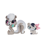 Littlest Pet Shop Pet Pawsabilities Pepper Clark & Dawn Ferris