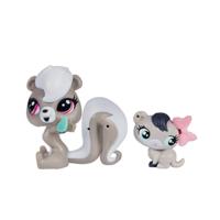 Littlest Pet Shop Pet Pawsabilities Pepper Clark & Dawn Ferris