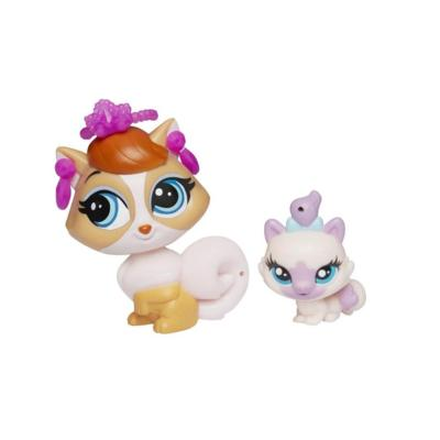 Littlest Pet Shop Pet Pawsabilities Madame Pom LeBlanc & Paprika Price