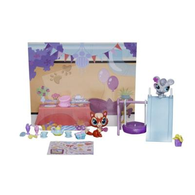 Littlest Pet Shop We Love to Party Themed Pack