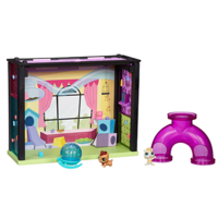 Littlest Pet Shop Pet-acular Fun Room Style Set