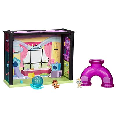Littlest Pet Shop Pet-acular Fun Room Style Set