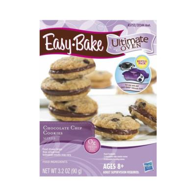 Easy-Bake Ultimate Oven Refill Pack Chocolate Chip Cookies