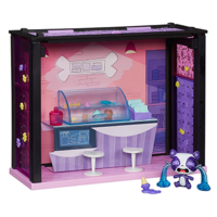 Littlest Pet Shop Yummy Treat Bar Style Set