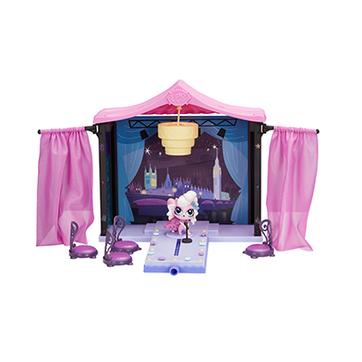 Littlest Pet Shop Let's Start the Show! Style Set