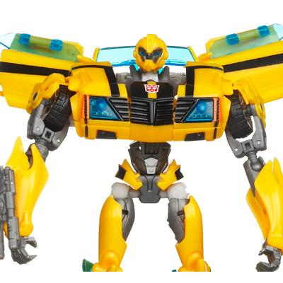 TRANSFORMERS PRIME First Edition Series BUMBLEBEE Figure