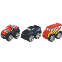 TONKA CHUCK & FRIENDS TWIST TRAX Turbo Trucks 3-Pack