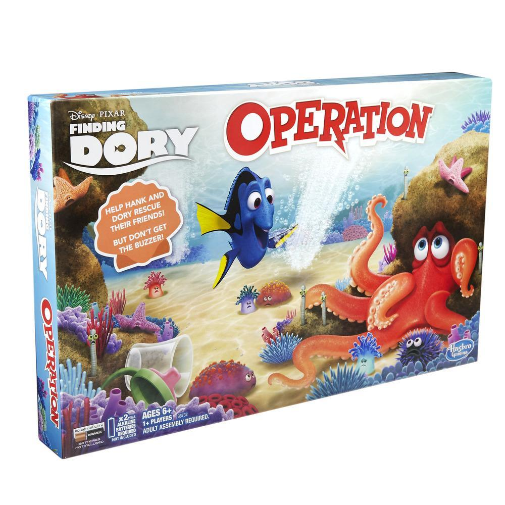 Operation Game: Disney/Pixar Finding Dory Edition