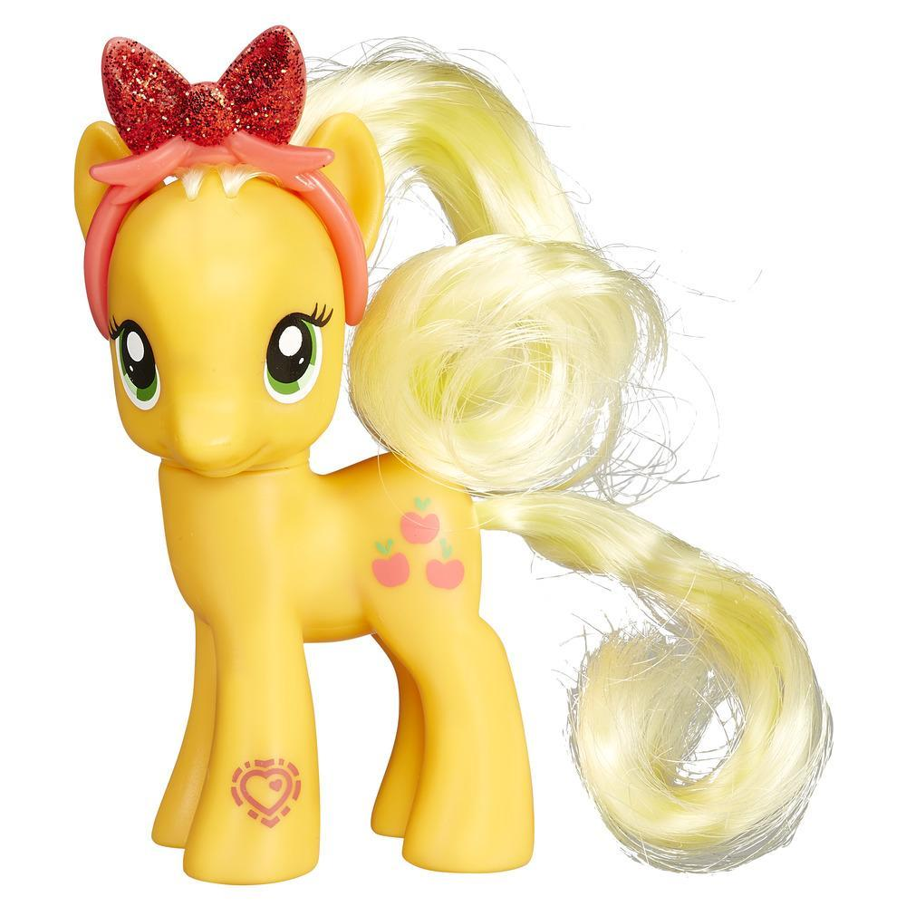 My little pony friendship is magic coloring pages hasbro - My Little Pony Friendship Is Magic Applejack Figure