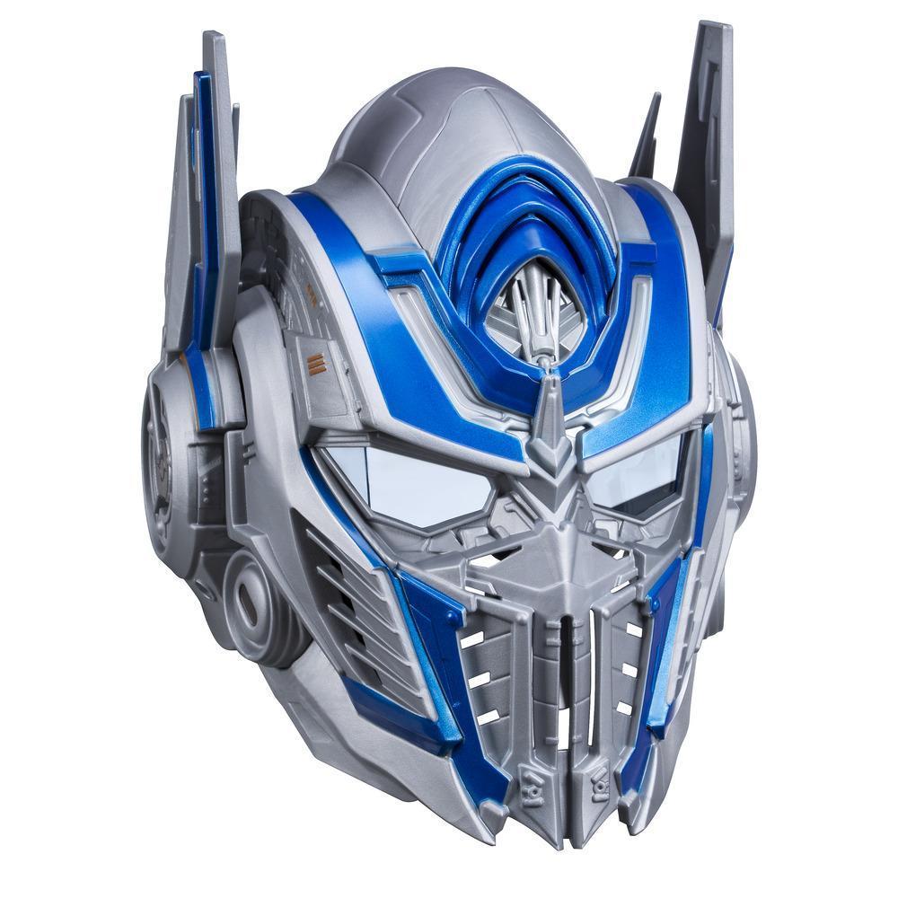 Transformers The Last Knight Optimus Prime Voice Changer Helmet