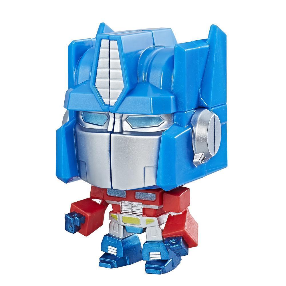 Rubik's Crew Game: Transformers Optimus Prime Edition