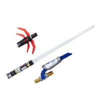 Star Wars Bladebuilders Path of the Force Lightsaber