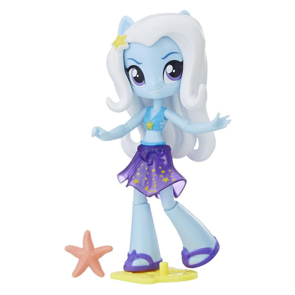 My Little Pony Equestria Girls Beach Collection Trixie Lulamoon