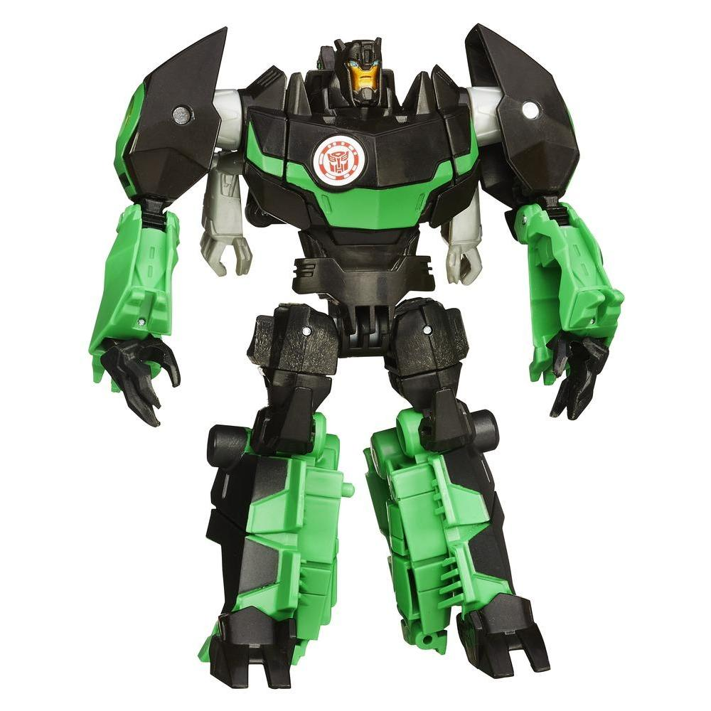 Transformers Robots in Disguise Warriors Class Grimlock Figure