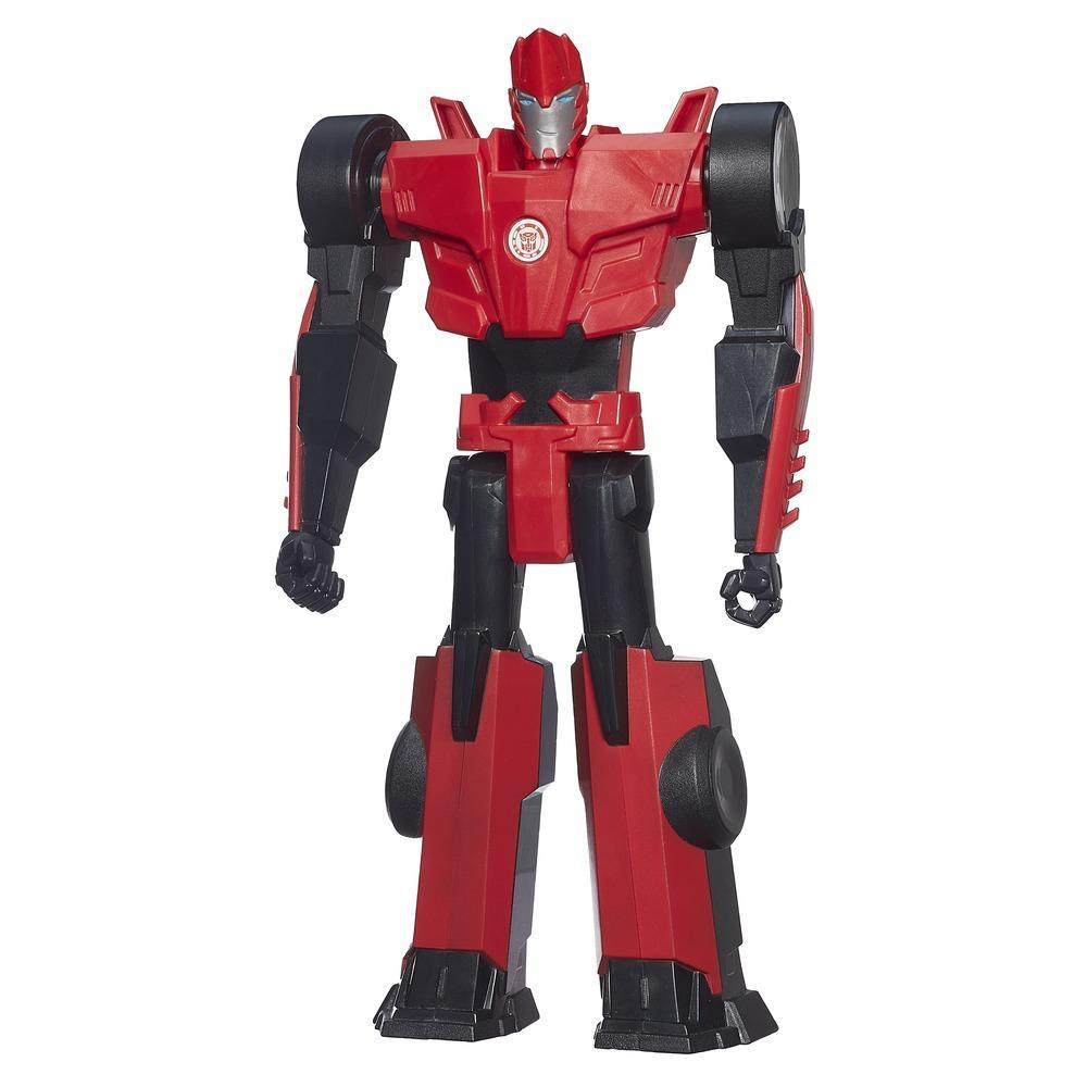 Transformers Robots in Disguise Titan Heroes Sideswipe 12-Inch Figure