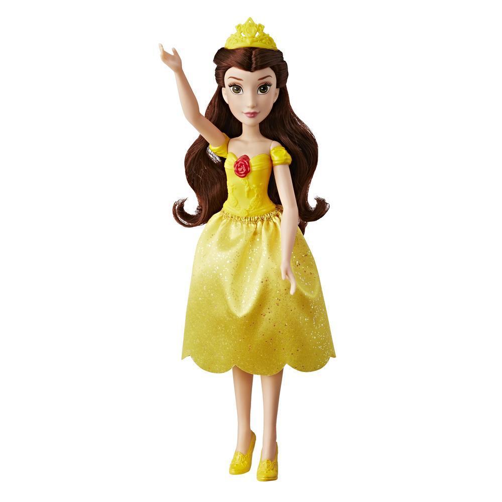 Disney Princess - Muñeca de moda de Bella