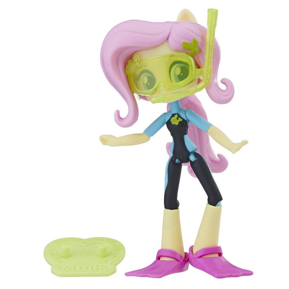 My Little Pony Equestria Girls - Fluttershy Colección de playa