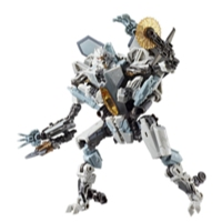 Transformers Estudio Series 06, clase viajero, Película 1 Starscream