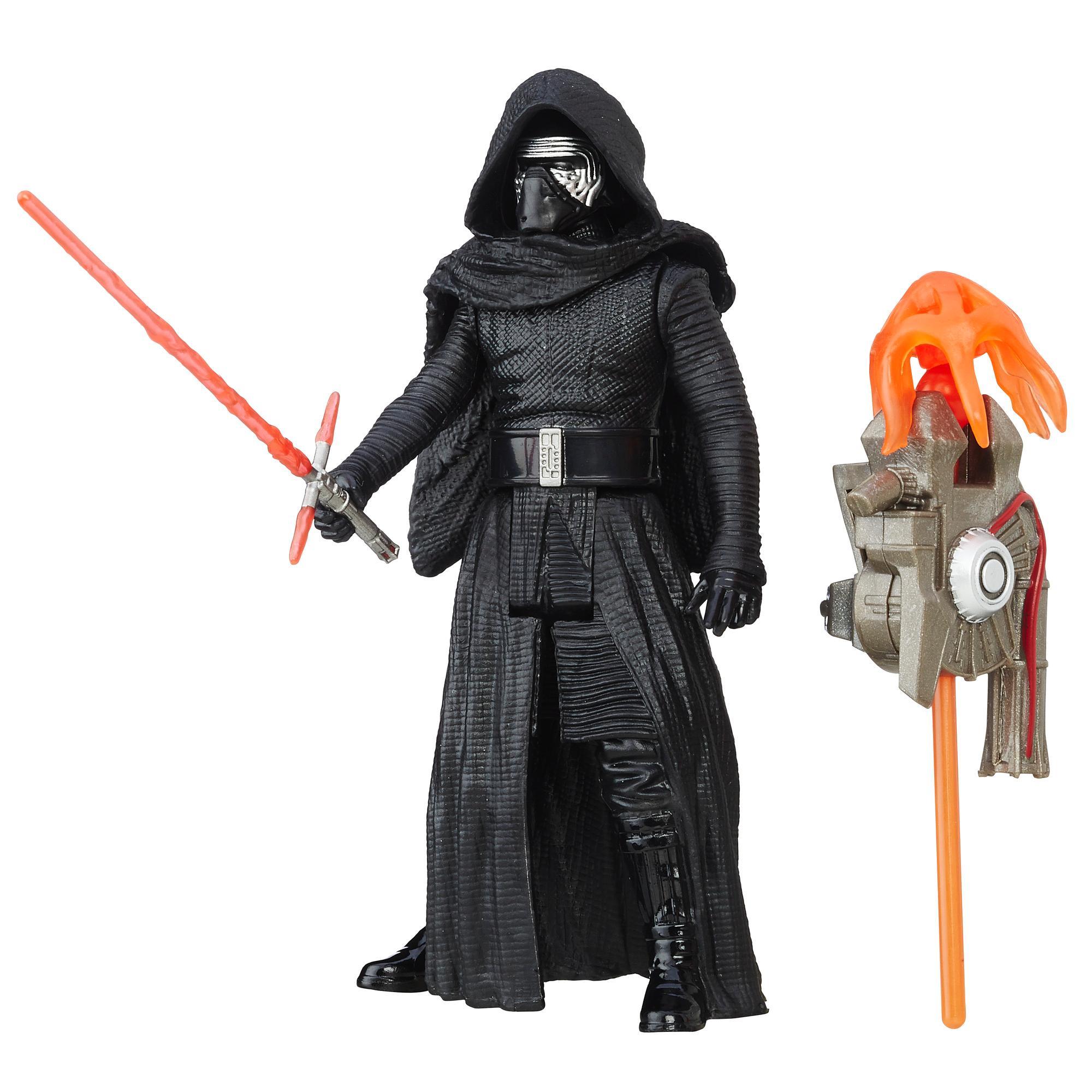 Star Wars El despertar de la Fuerza - Figura de 9,5 cm de Kylo Ren
