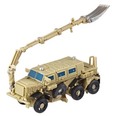 Transformers Estudio Series 33, clase viajero, Película 1, figura de acción de Bonecrusher