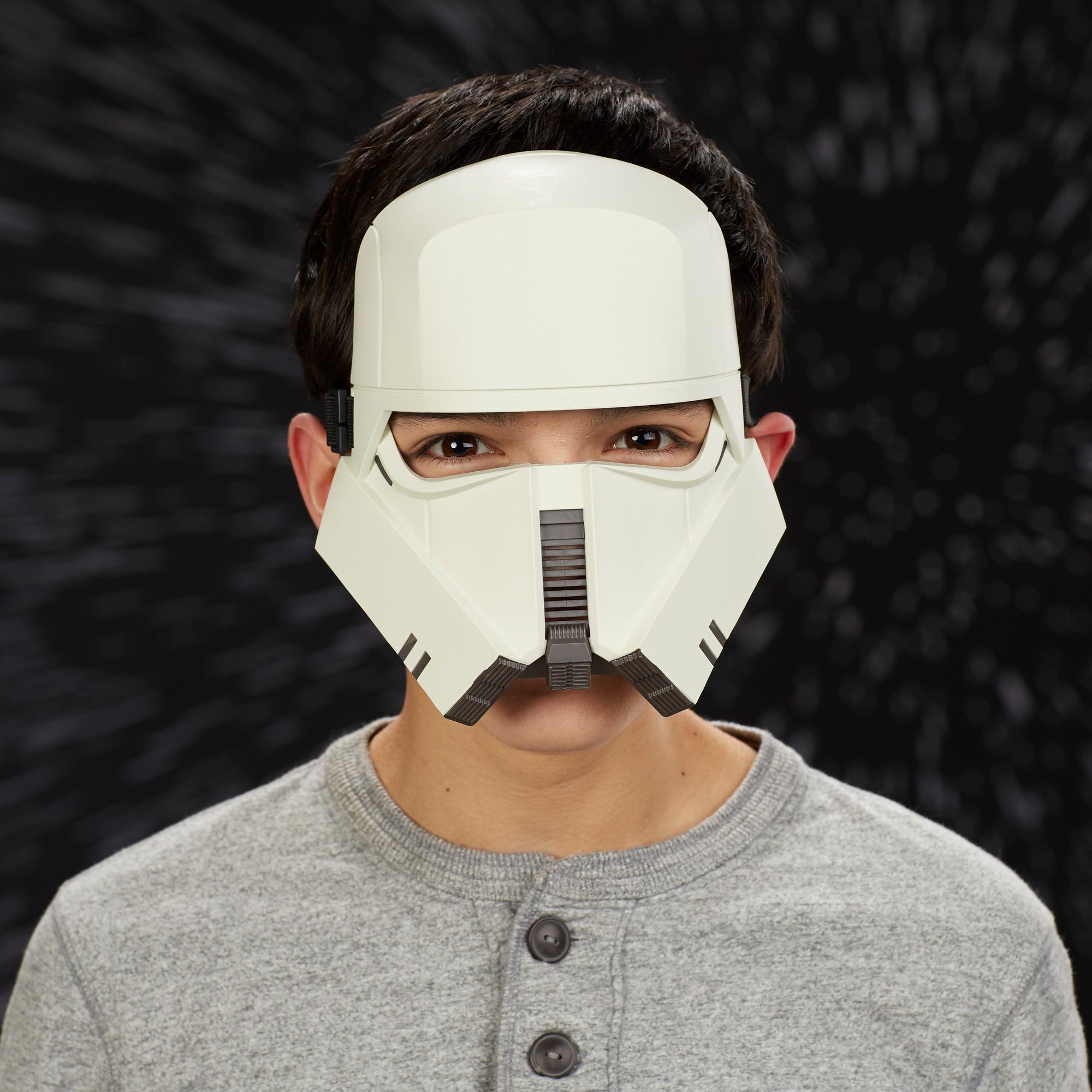 Star Wars Han Solo - Máscara de Range Trooper