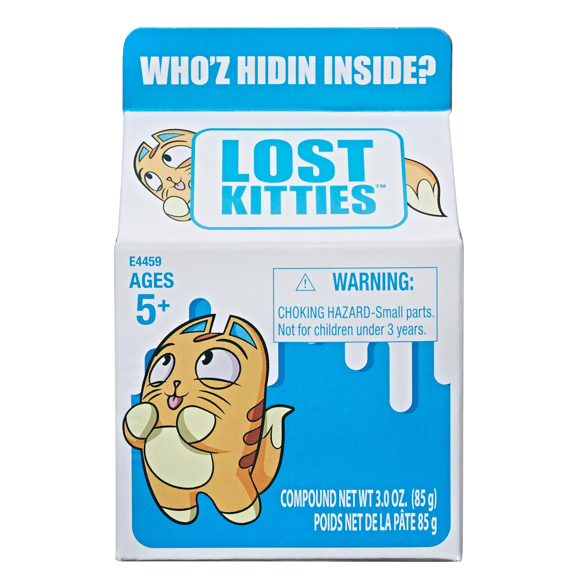 Lost Kitties - Cajita sorpresa