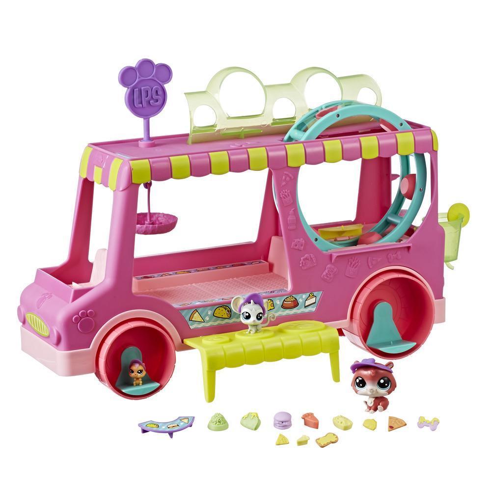 Littlest Pet Shop Camión de delicias